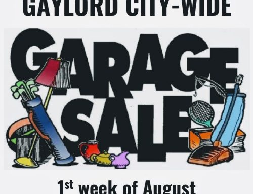 Citywide Garage Sales