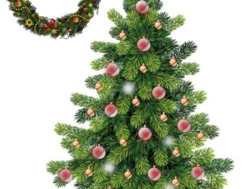Meet Me Under the Mistletoe Holiday Tour of Lights