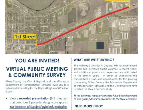 Virtual Public Meeting